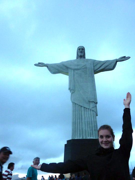 Christo, Rio