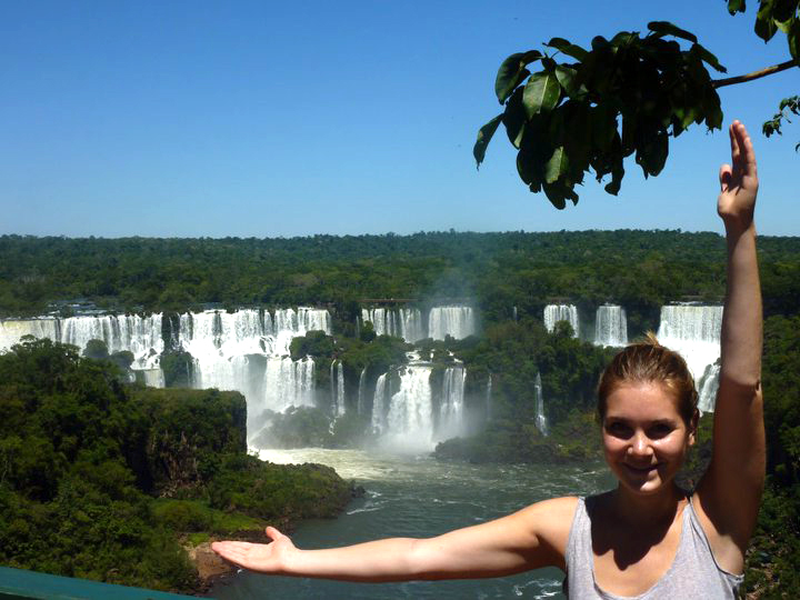 Foz do Iguacu, Brasilien