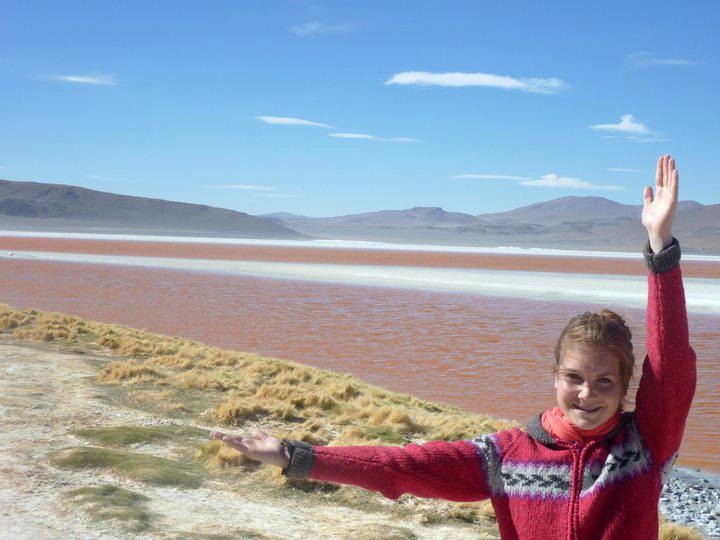 Laguna Colorada, Bolivien