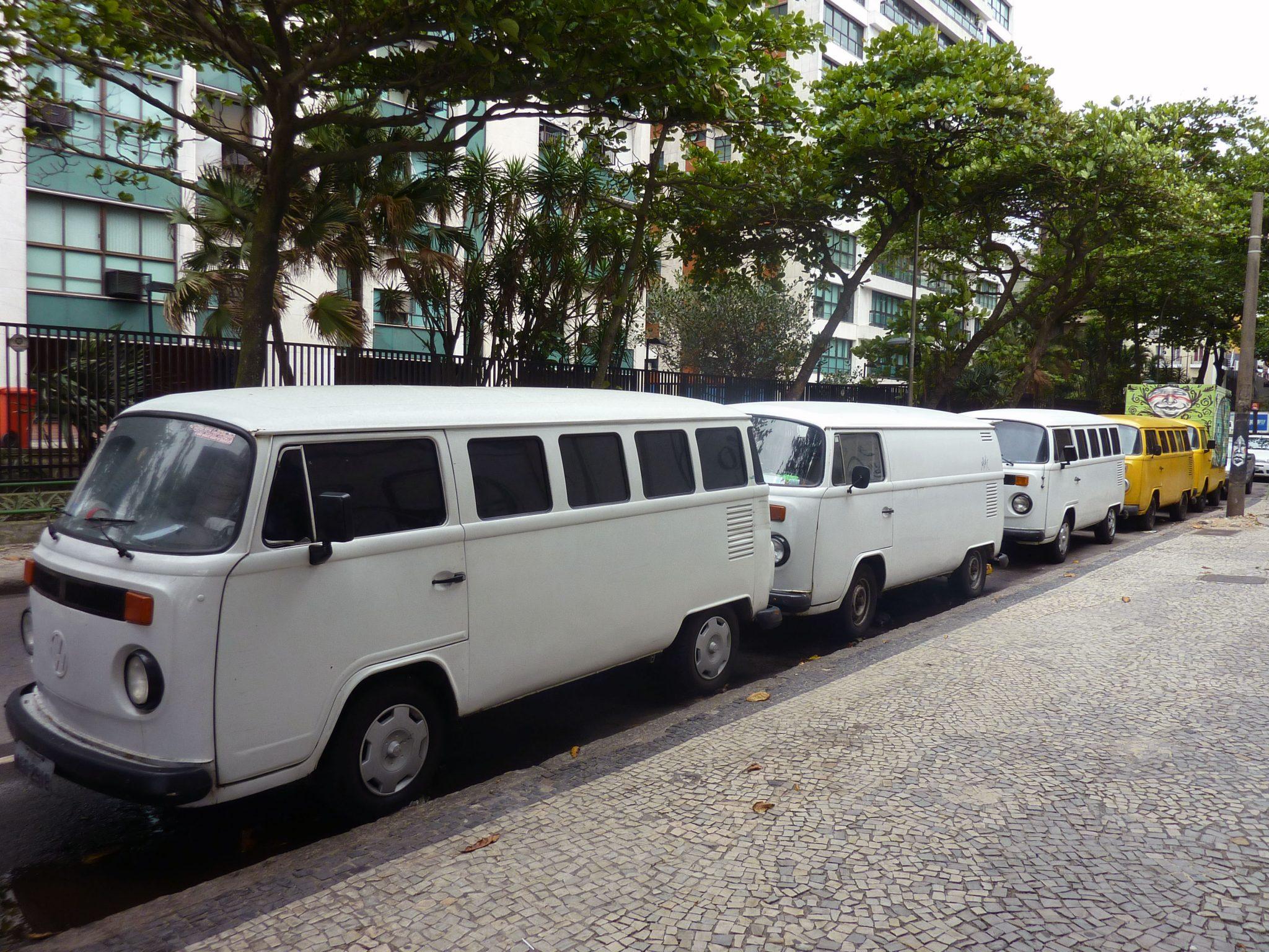 CaraVANe in Rio