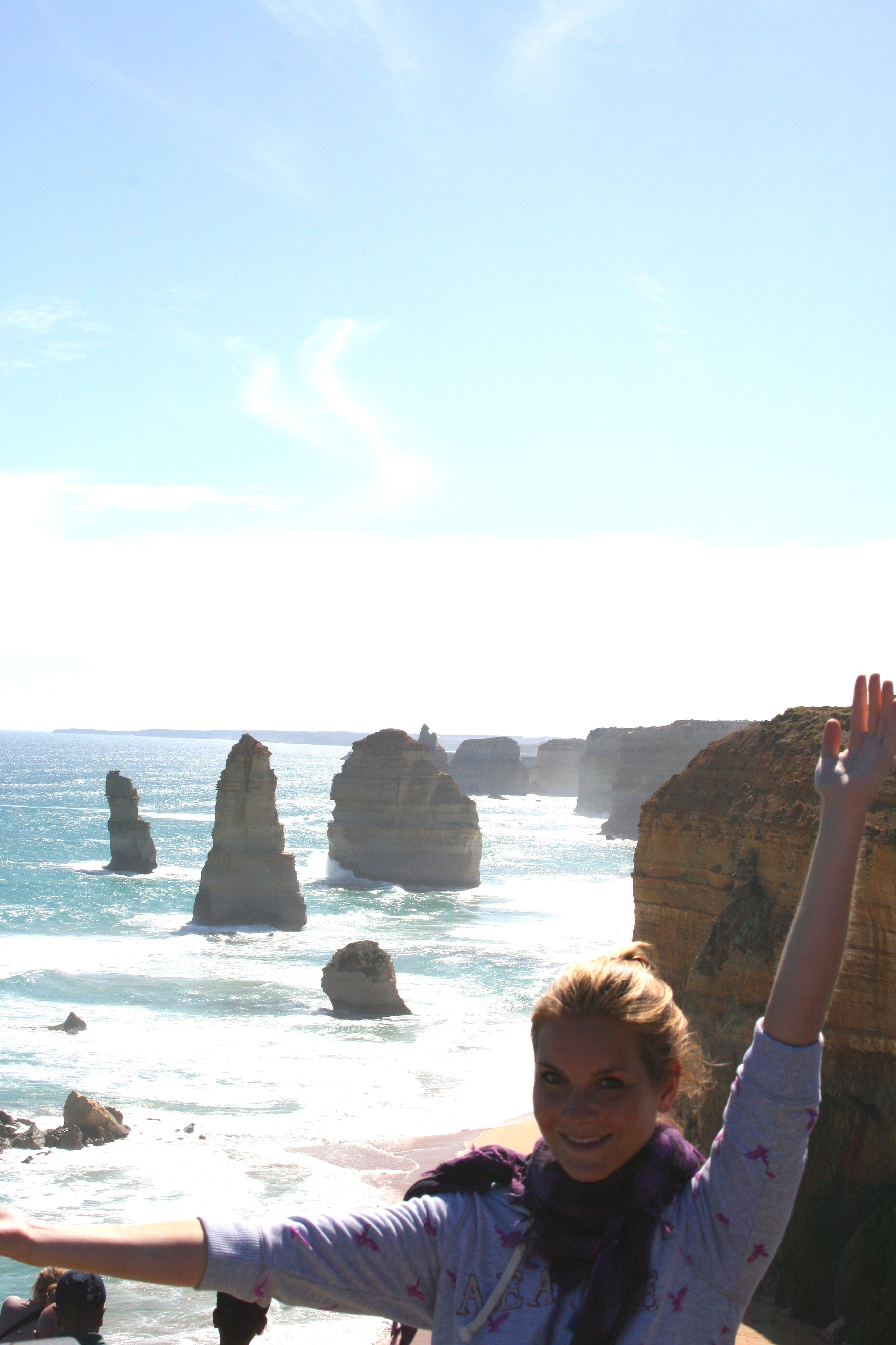 Rahmen Great Ocean Road, Australia