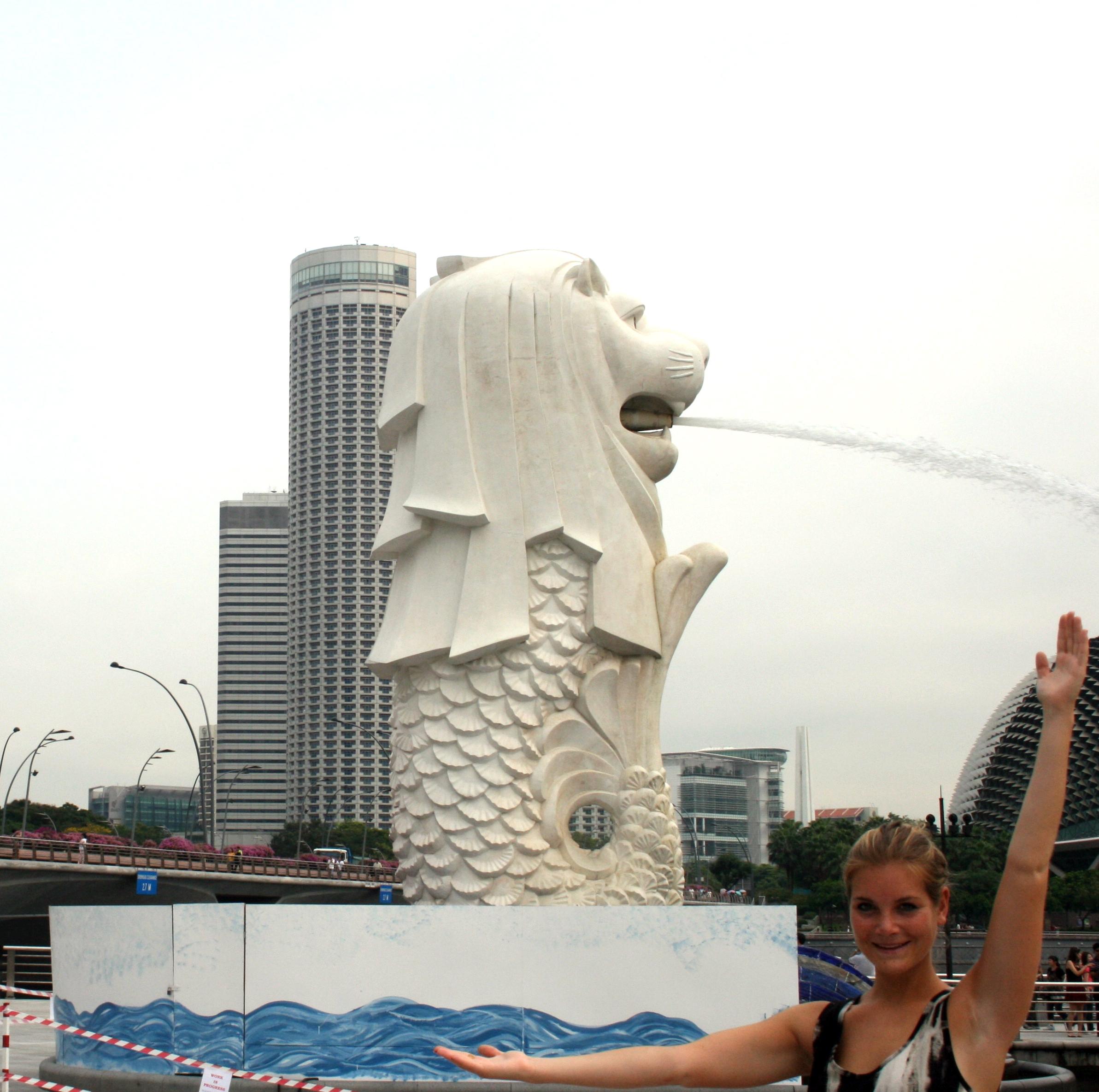 Rahmen Singapur