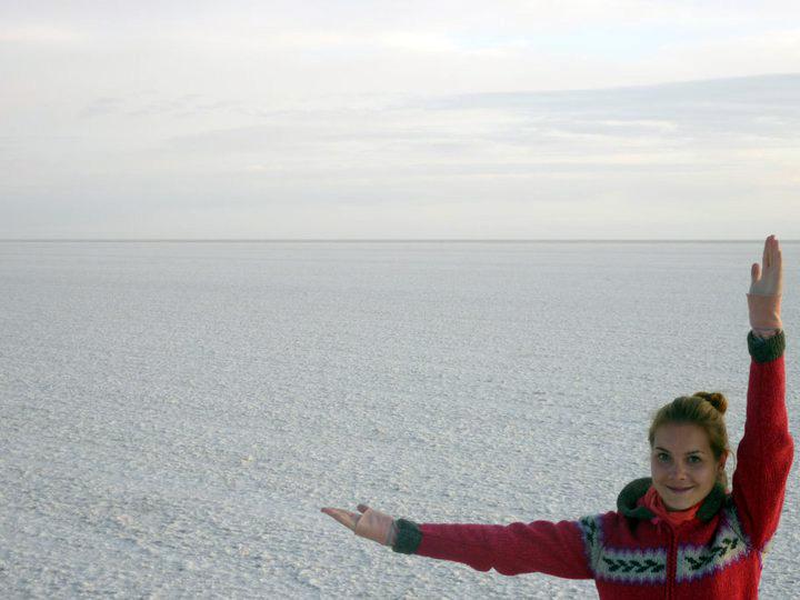 Salar de Uyuni, Chile