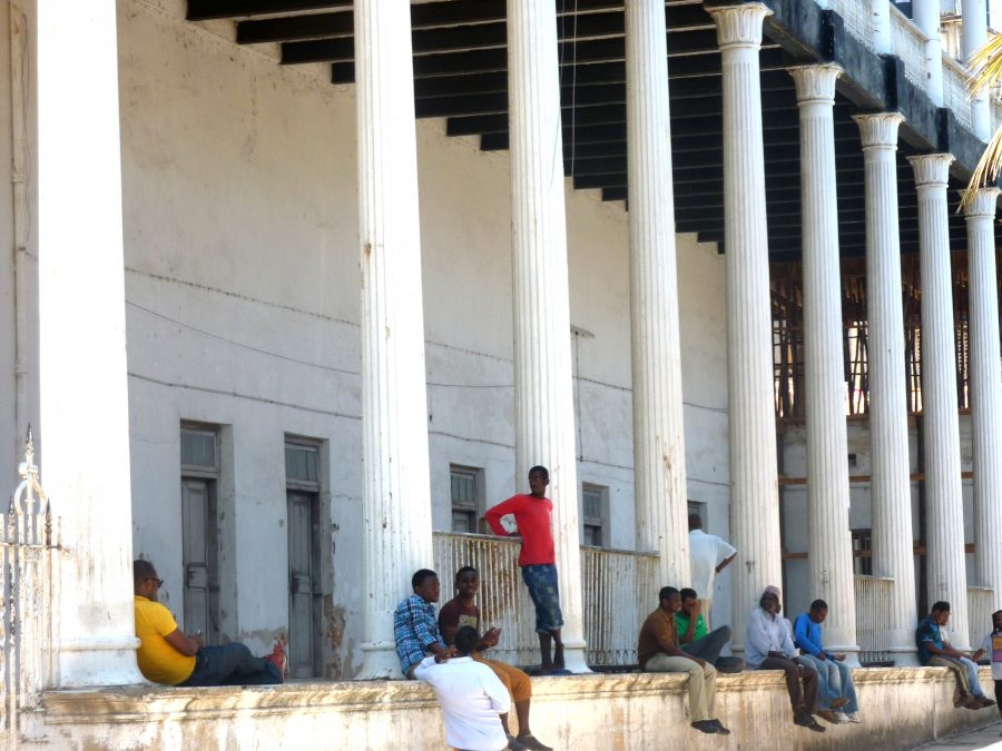 Zanzibar Stadt