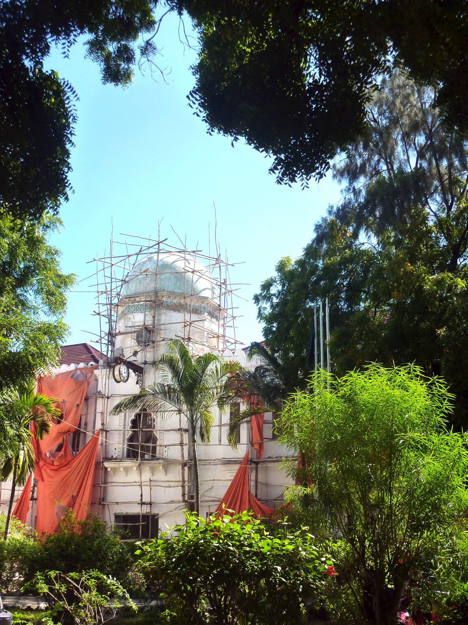 Umbruch Zanzibar