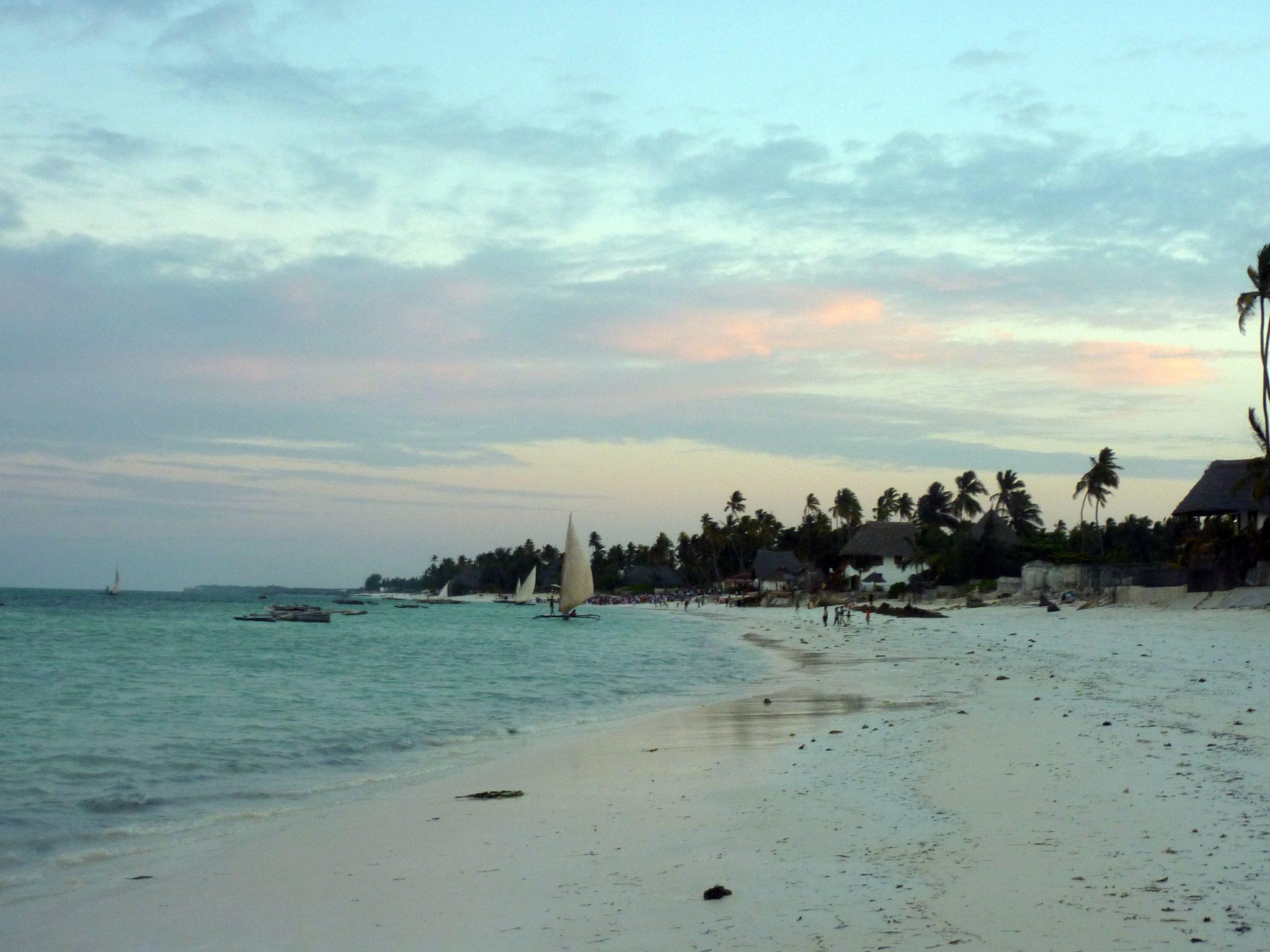 Dhows Zanzibar