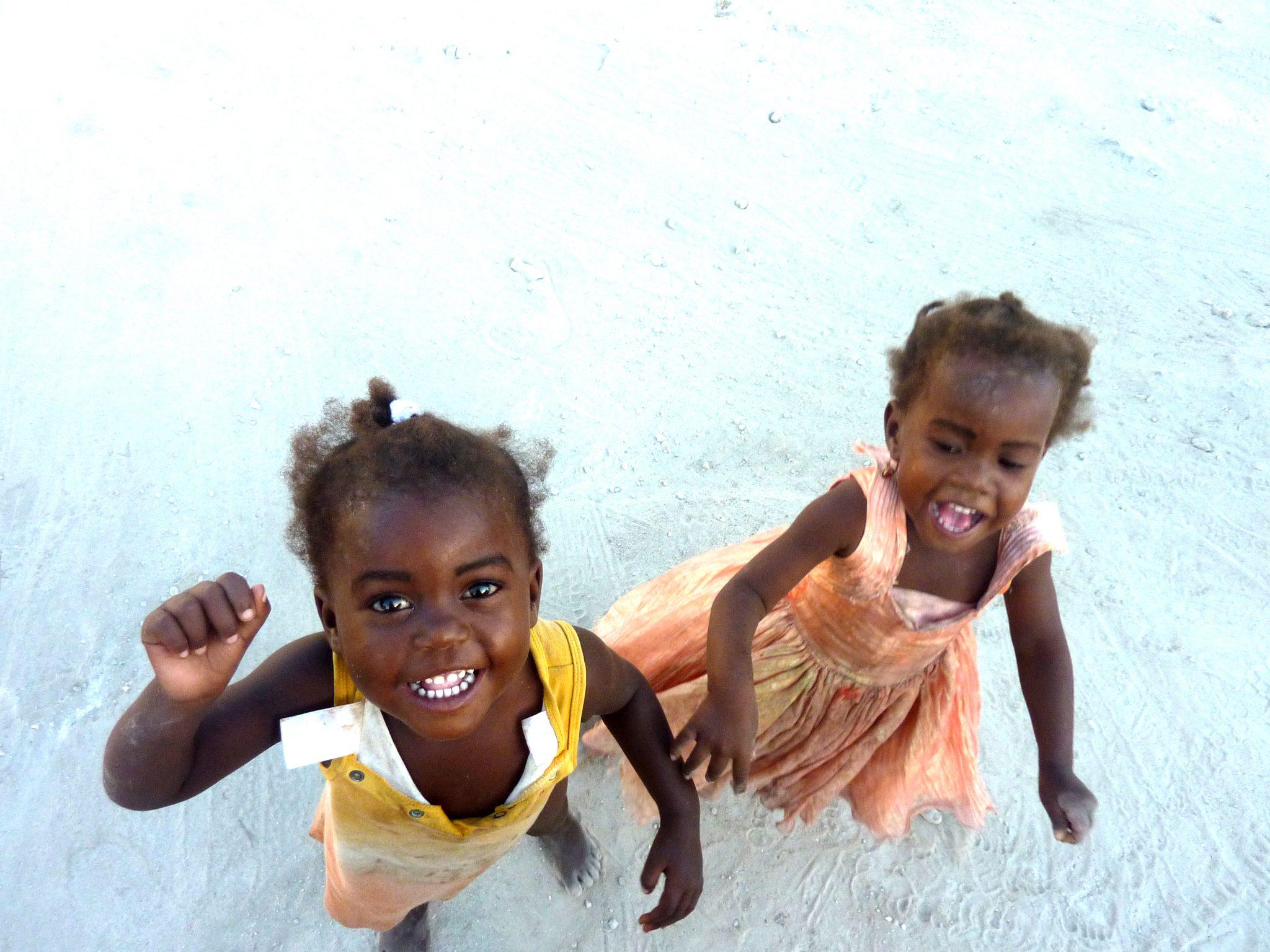 Kinder Zanzibar