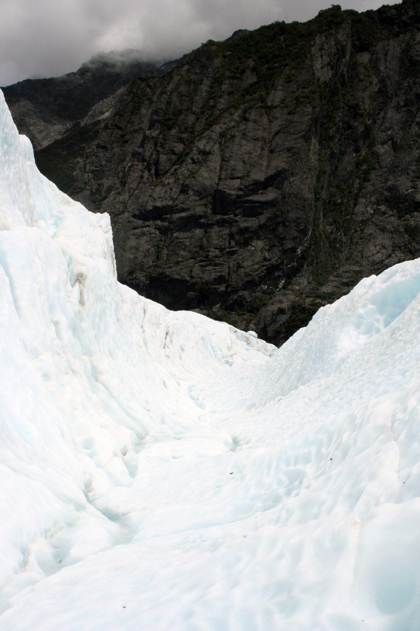 Gletscherkontraste