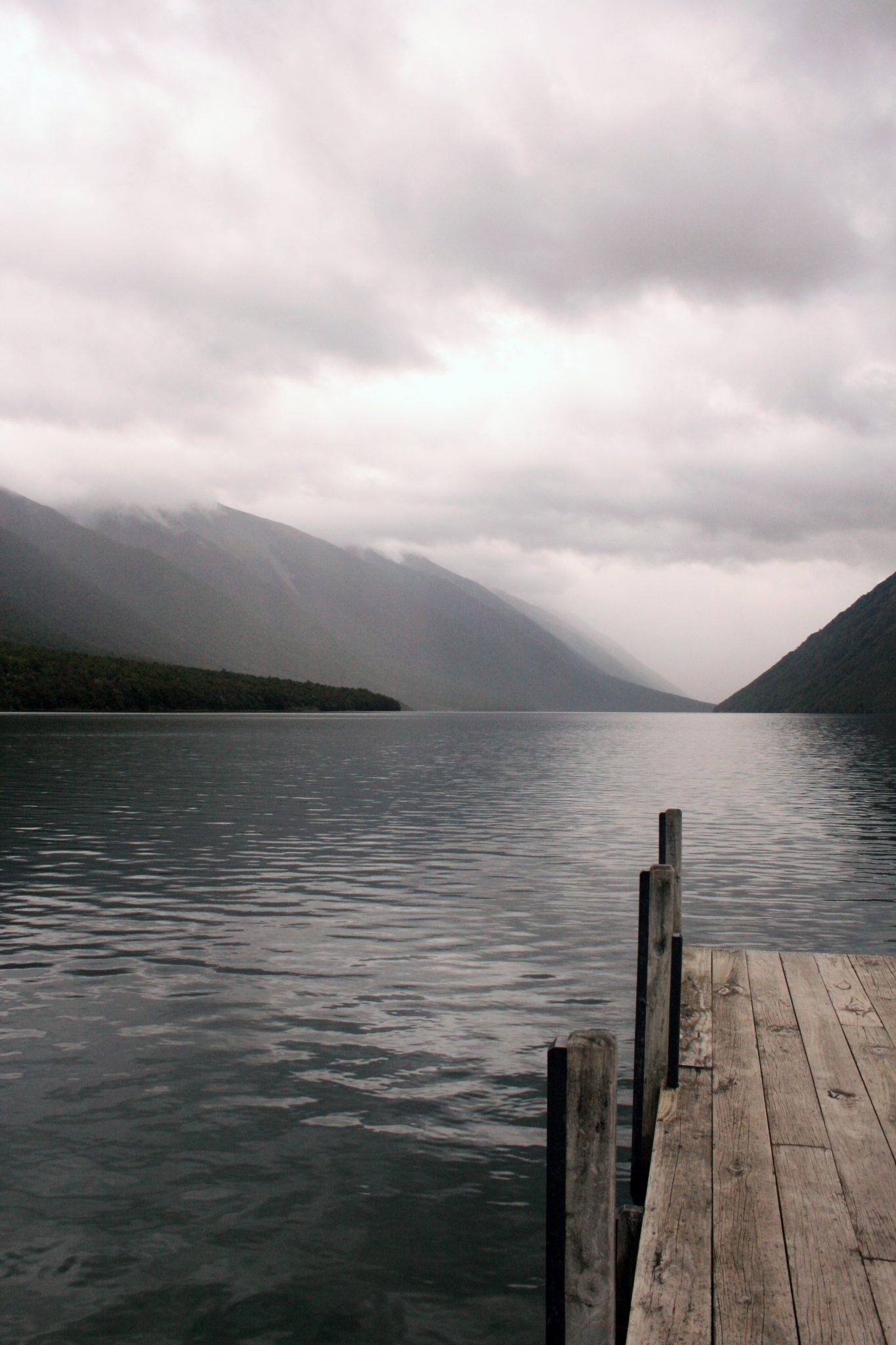 Lake Rotoiti, Nelsons Lake Nat Park