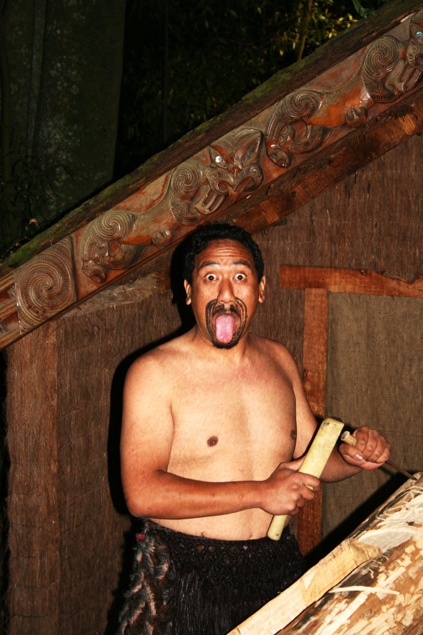 Maori Look