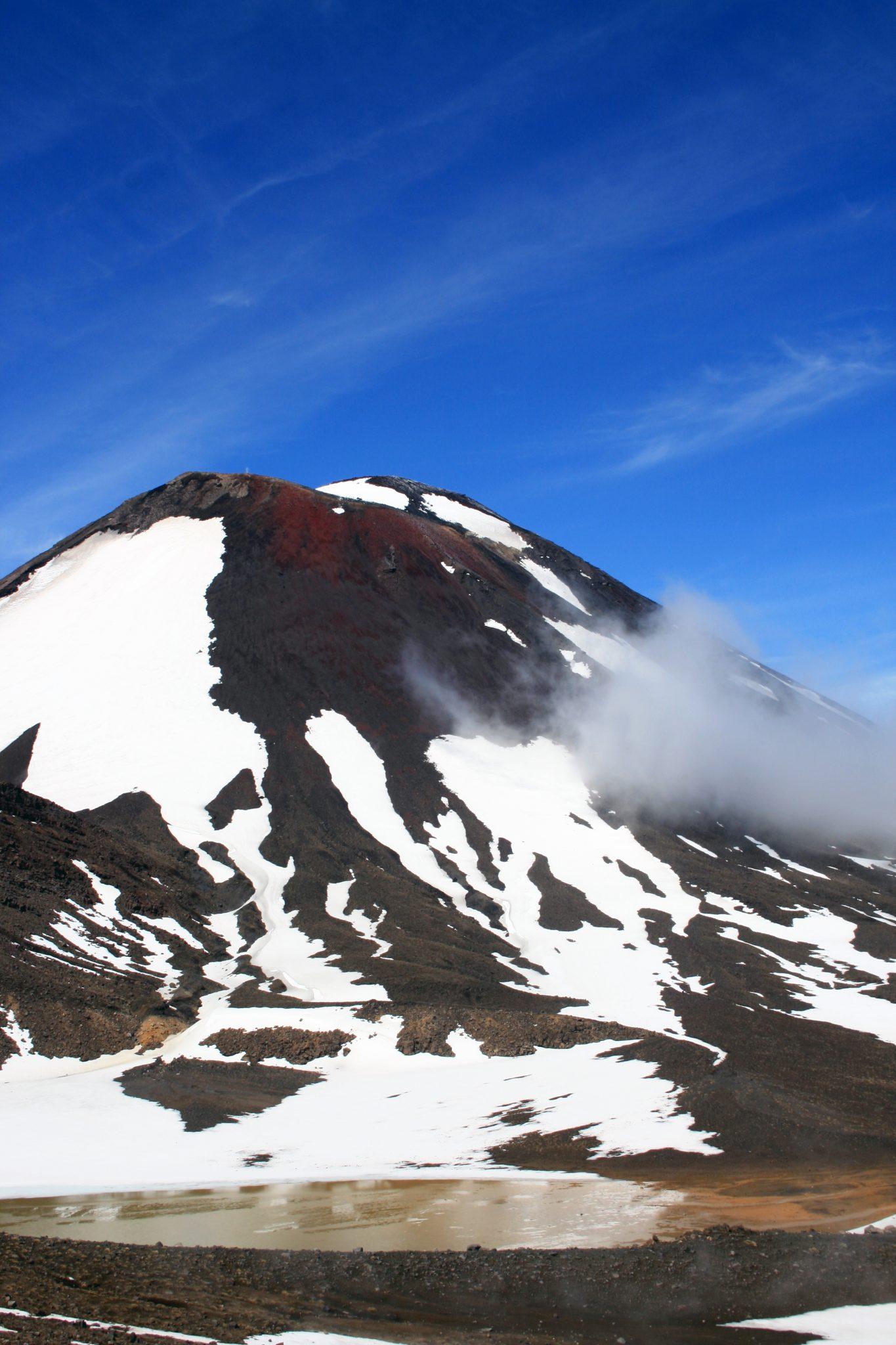 Ngauruhoe(Mount Doom,Mordor)