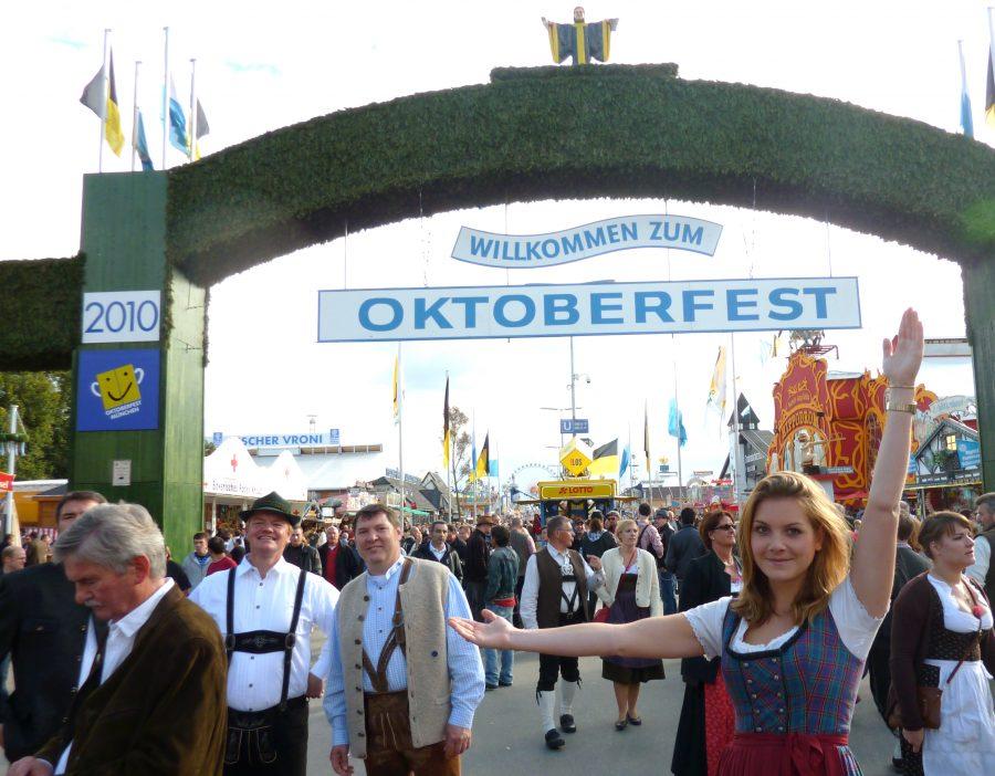 Rahmen Oktoberfest München 2010