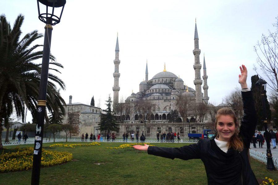 Rahmen_Blaue Moschee_Istanbul