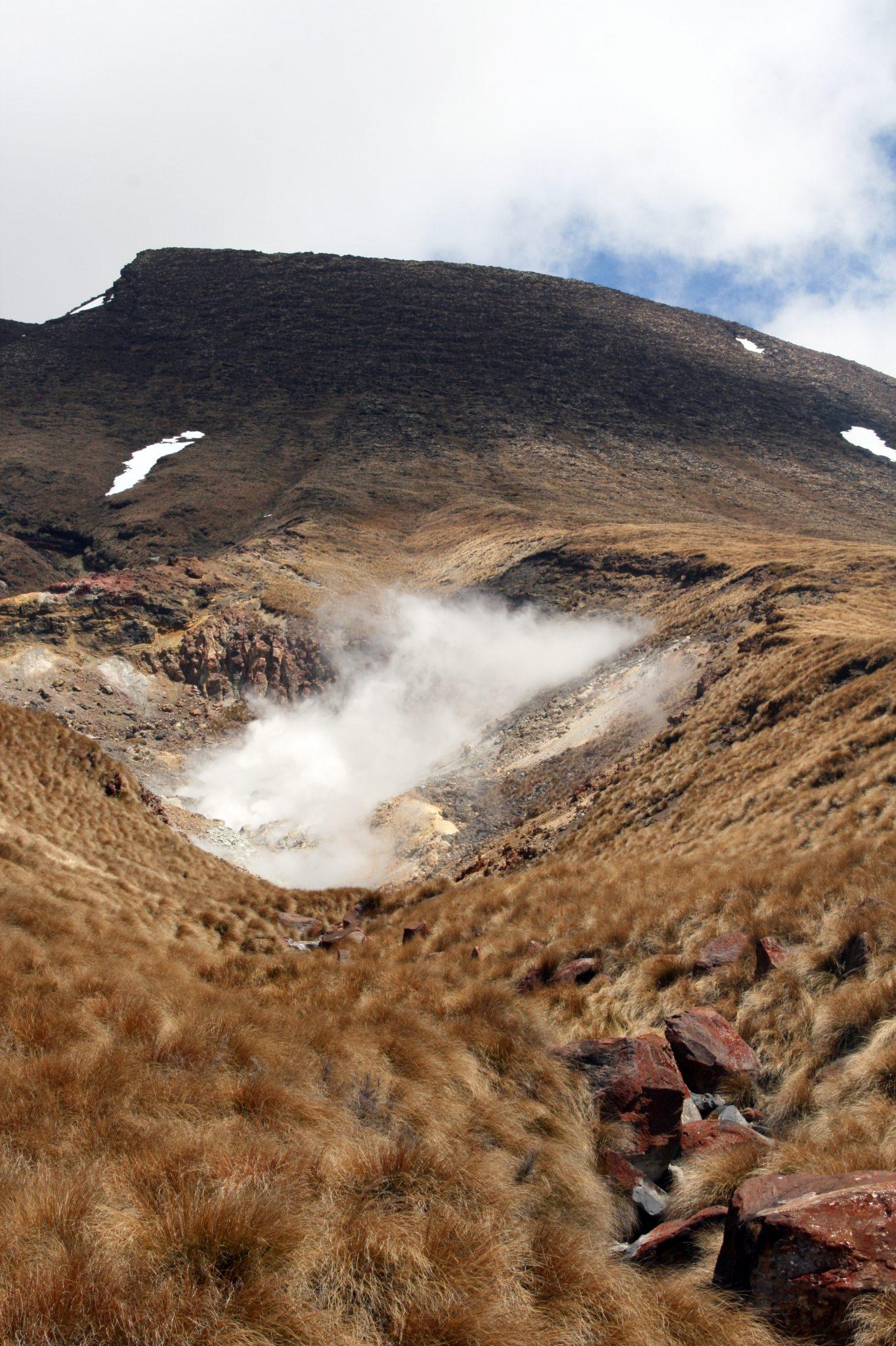 Tongariro Steam