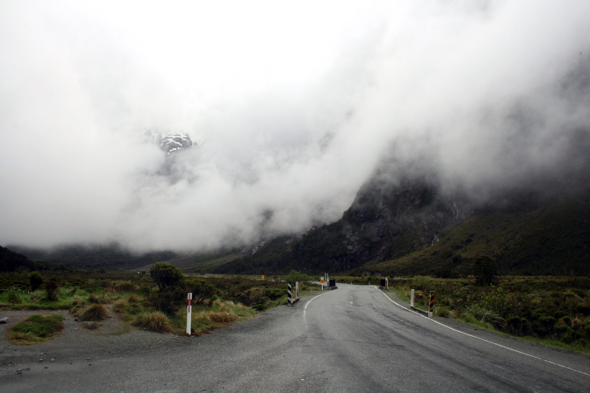 Weg nach Milford Sounds 9