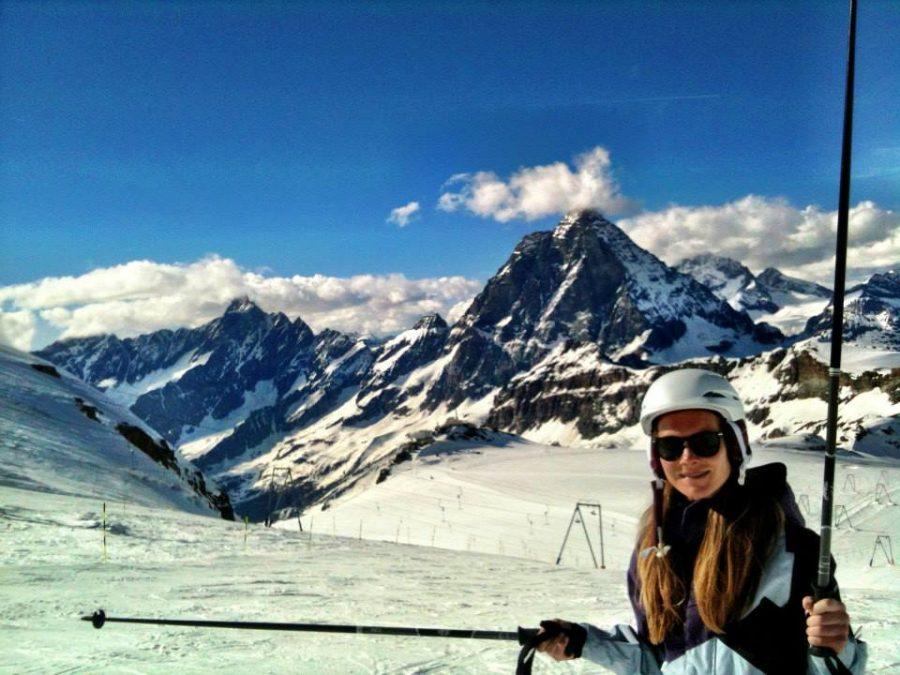 Zermatt Zugspitze