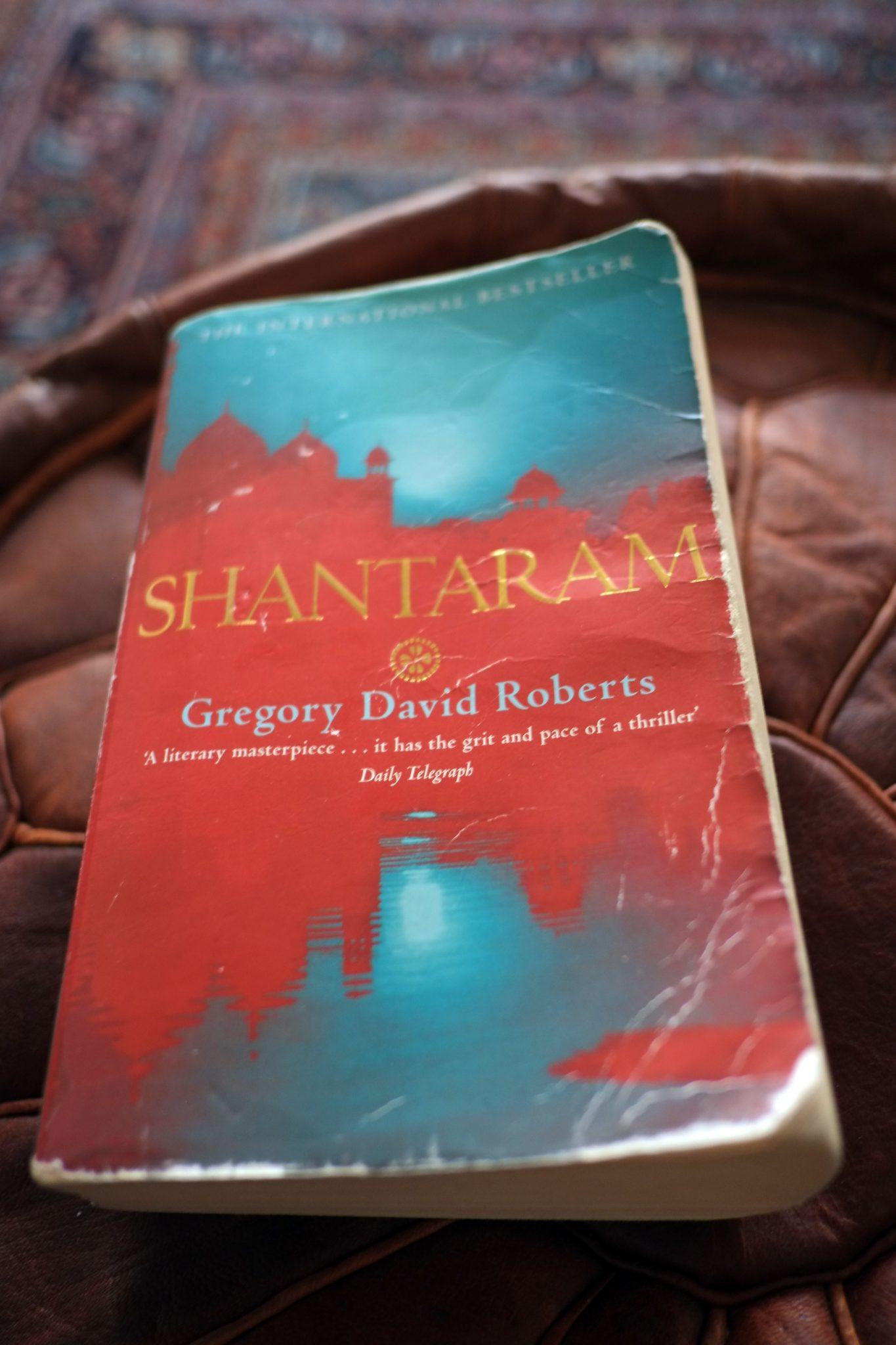 Beste Reisebuch Indien Shanteram