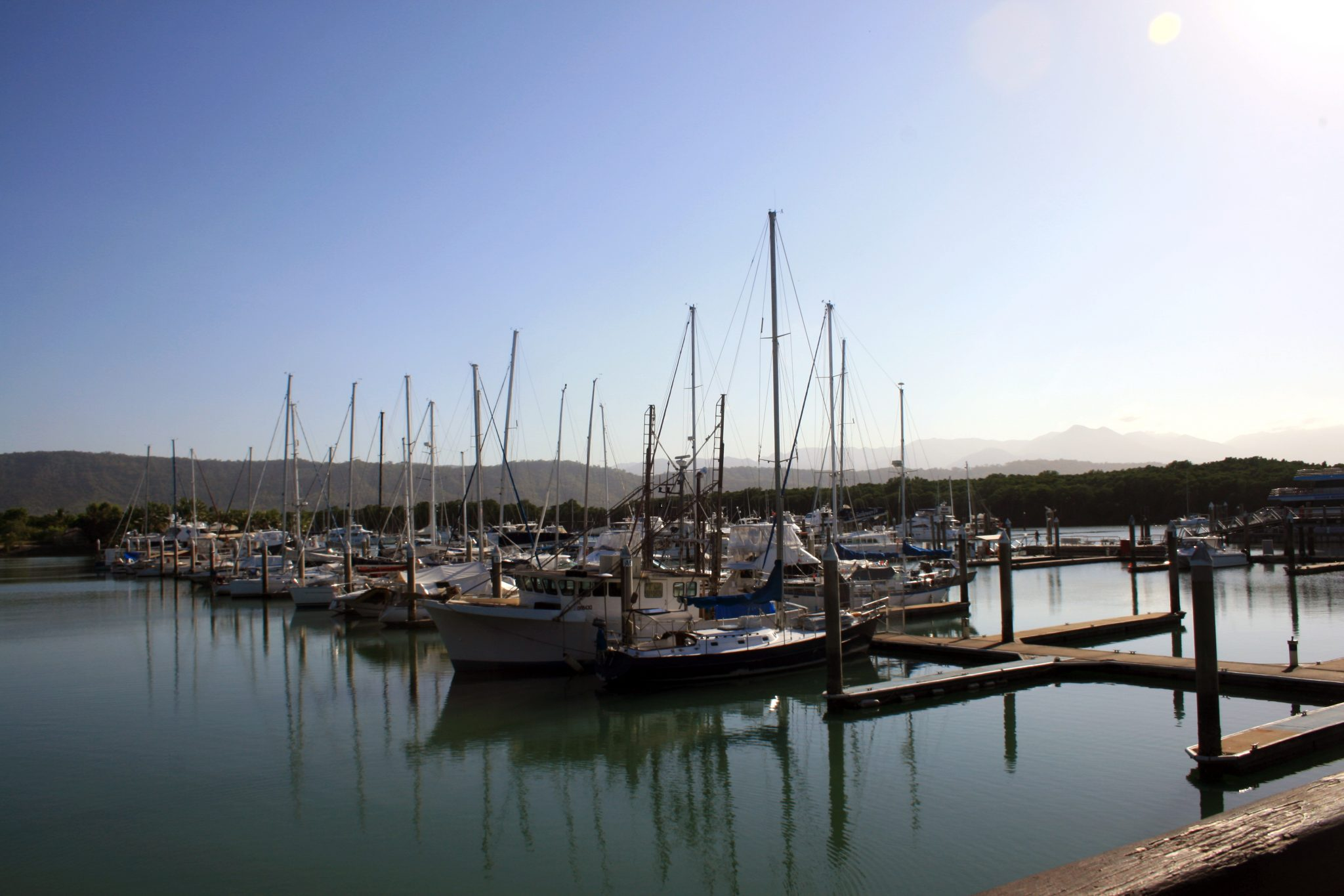 Hafen Port Douglas