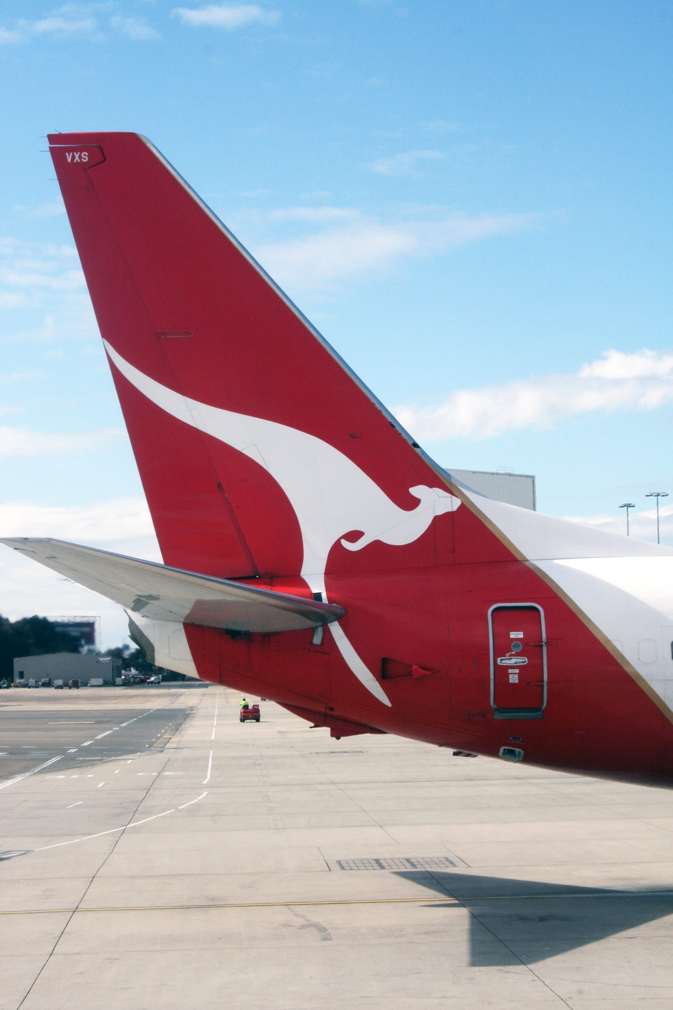 Qantas Kangaroo