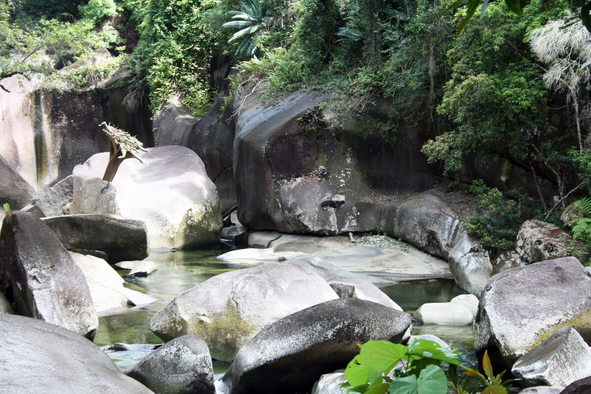 Babinda Boulders 7