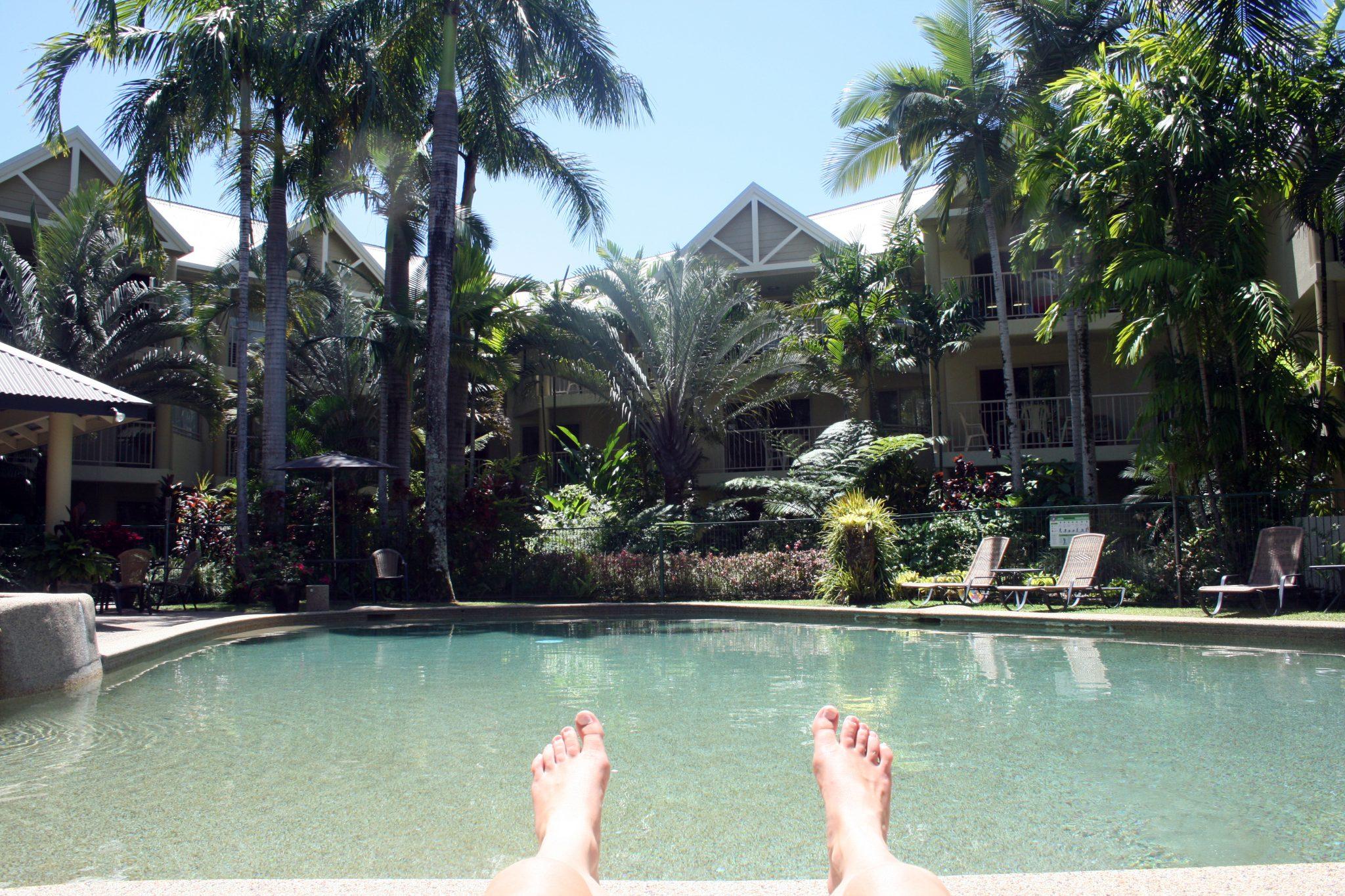 Pool Sands Resort