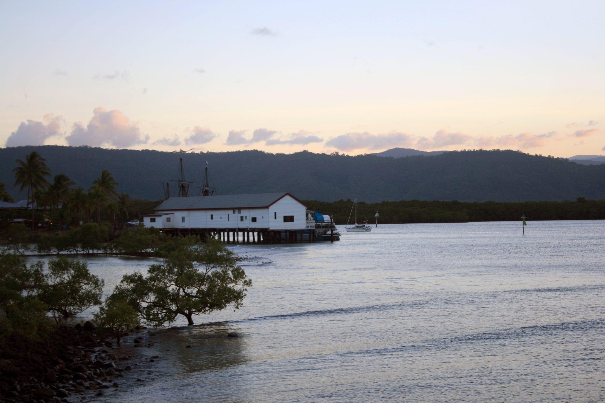 Sunset Hafen 6