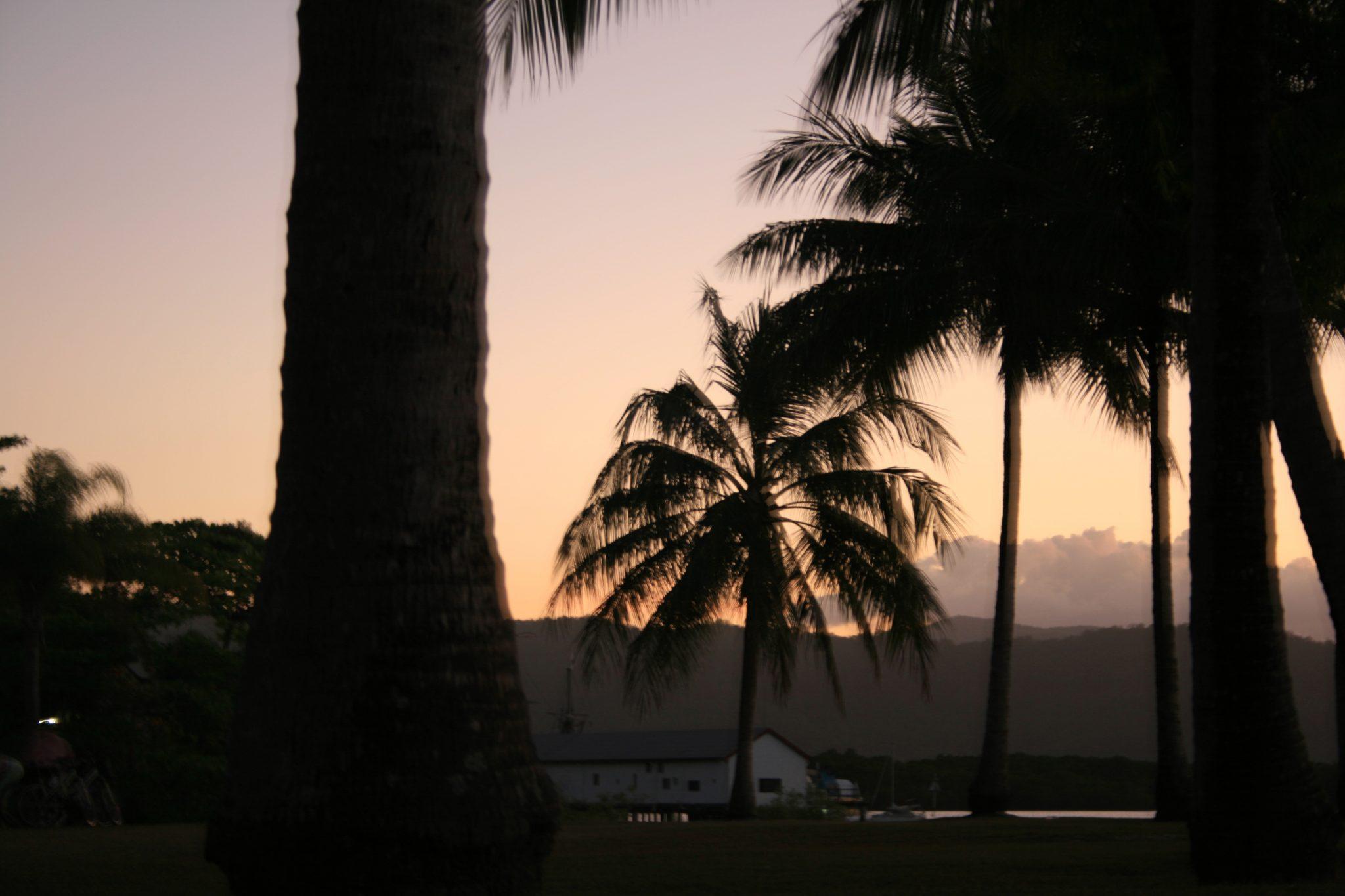 Sunset Hafen 9