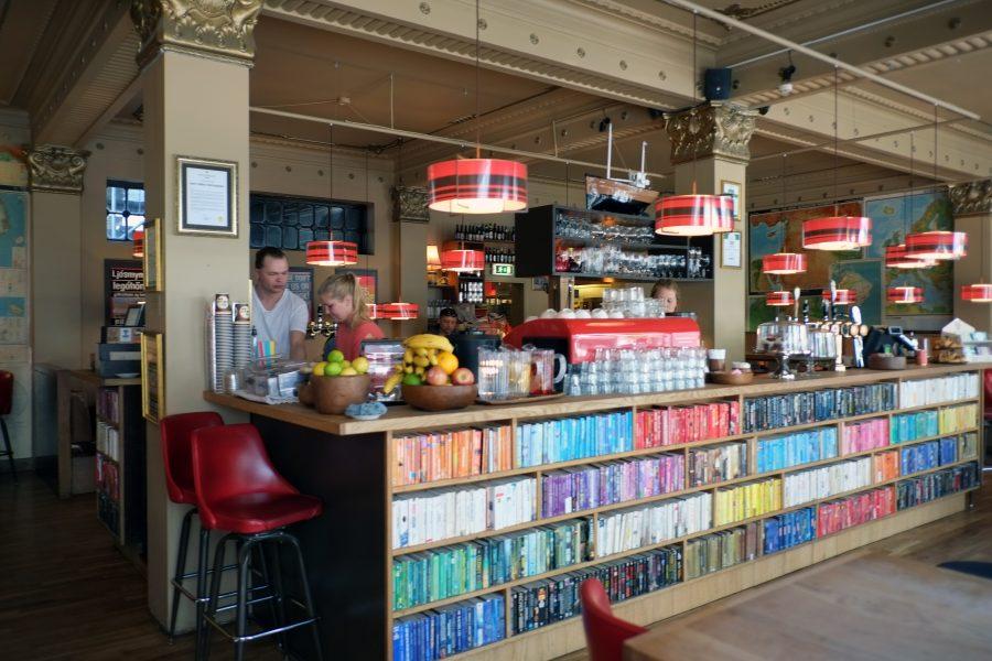 The Laundromat Cafe Reykjavik Cityguide