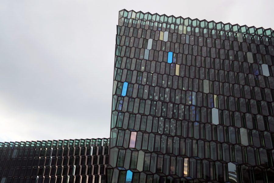 Harpa Konzerthaus Reykjavik