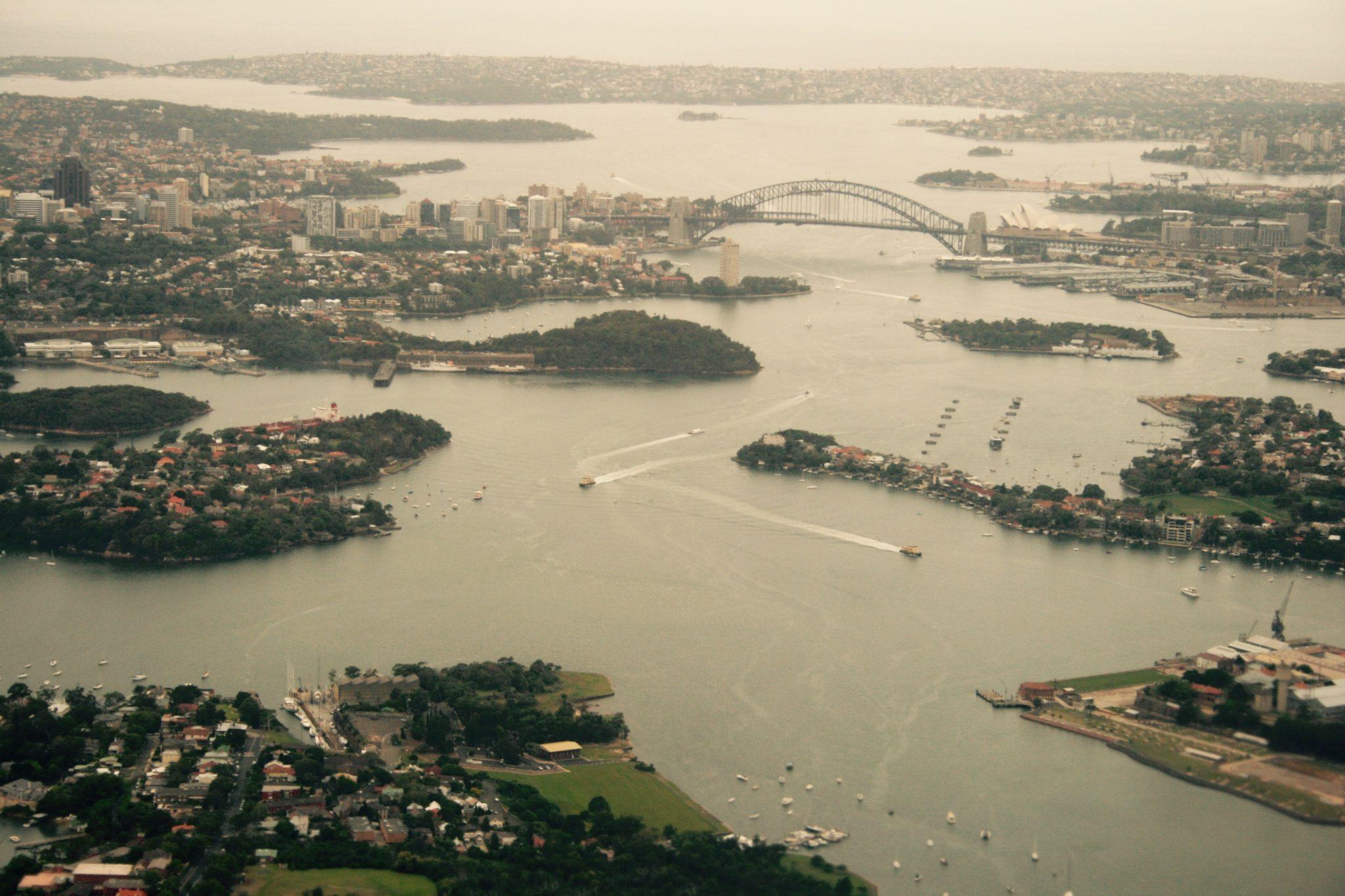 Sydney Airview