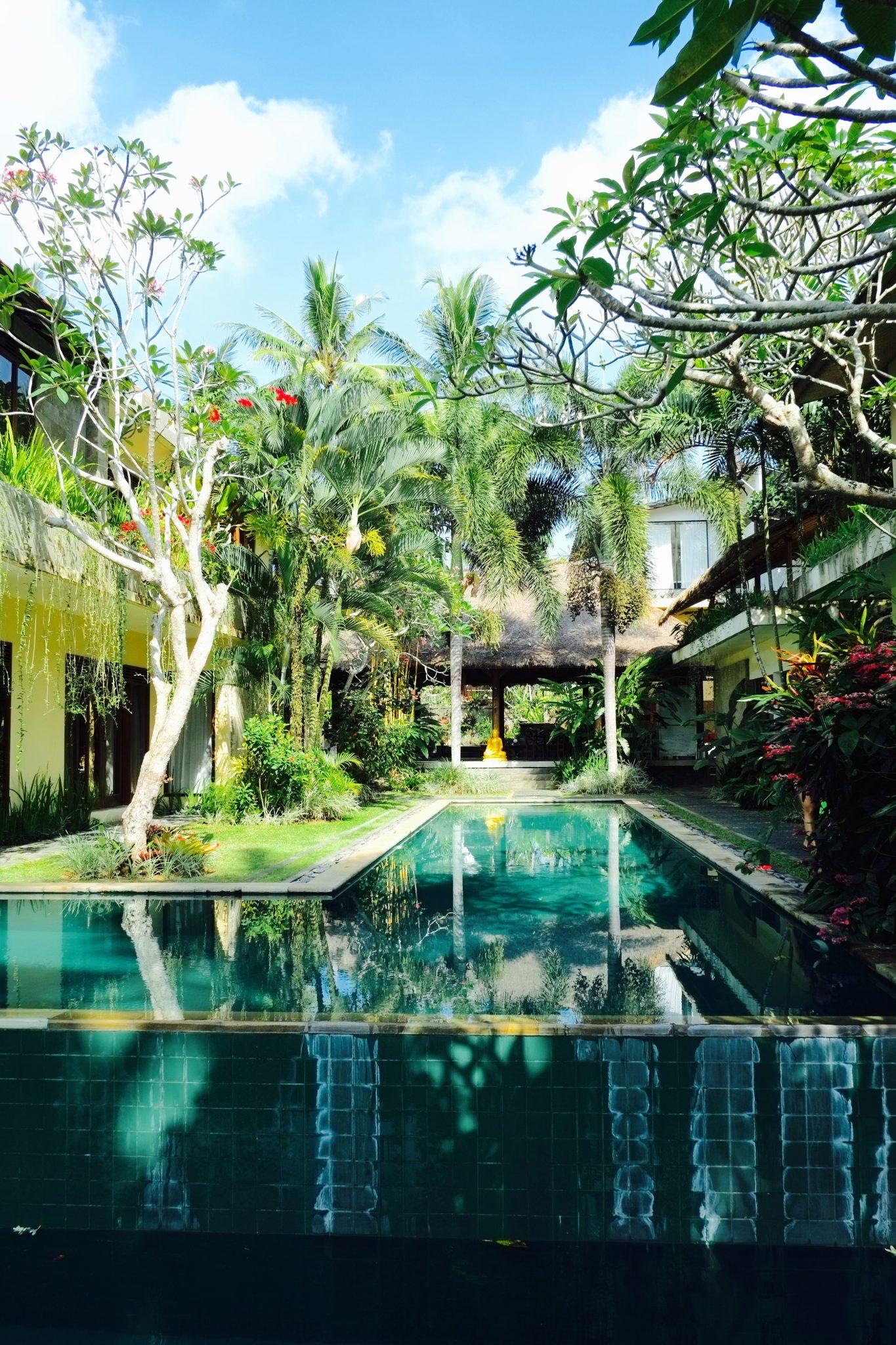 Unterkünfte Bali