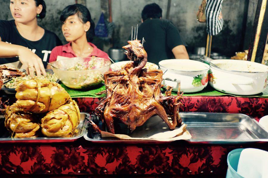 Nachtmarkt Bali