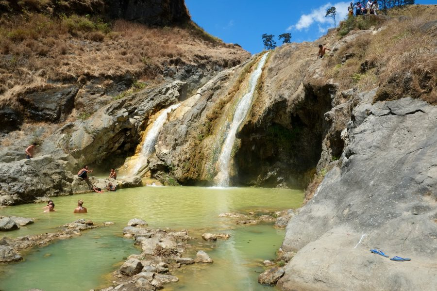 Heiße Quellen Rinjani Lombok