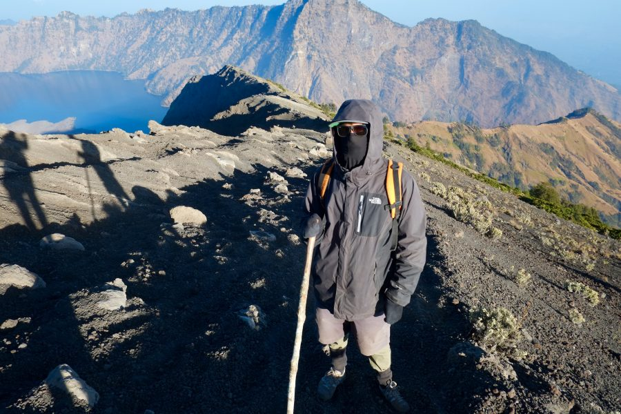 Wander Outfit Rinjani