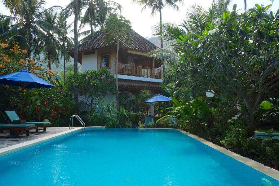 Villa Jati Mangsit Sengiggi Lombok
