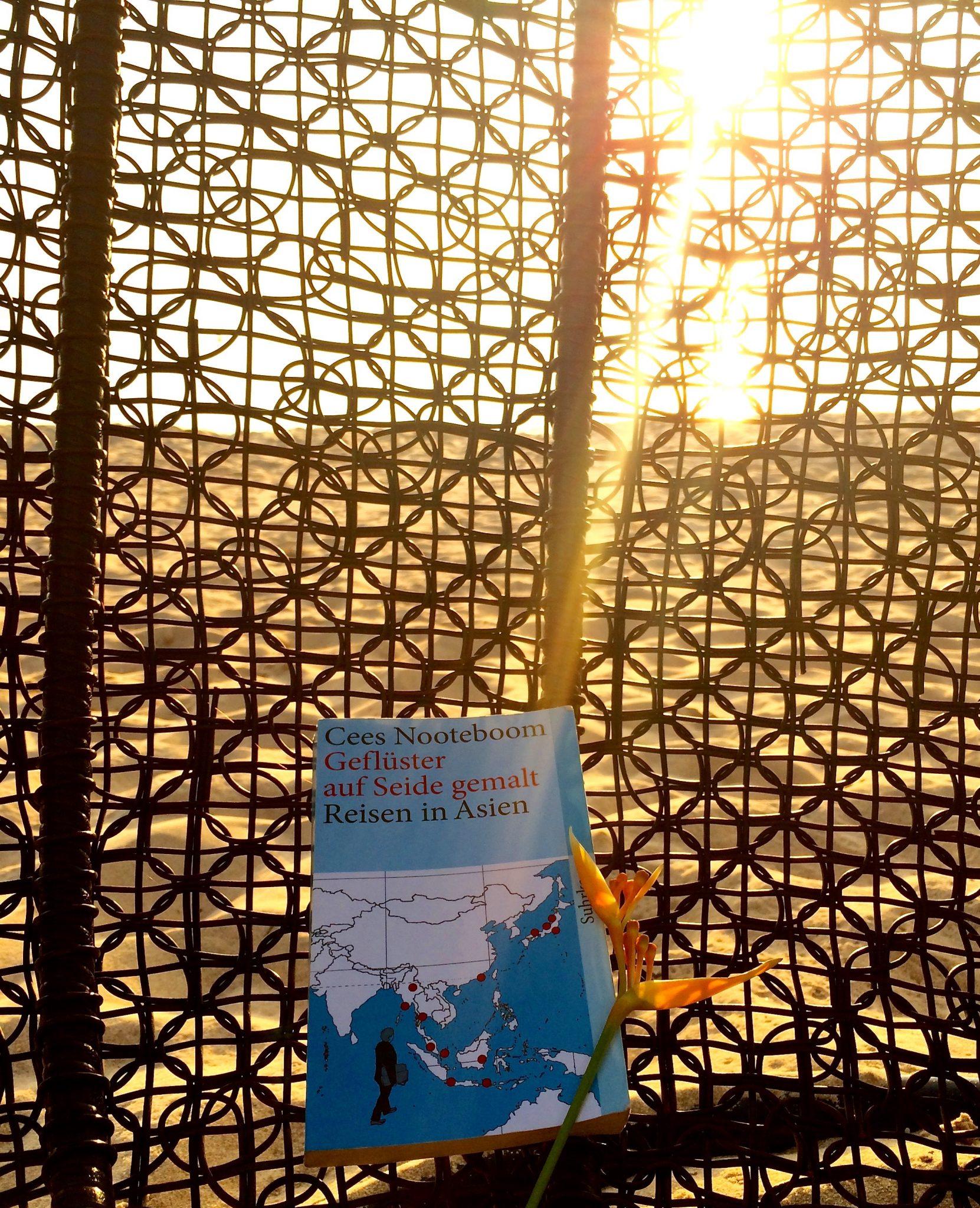 Reiselektüre Asien Cees Nooteboom