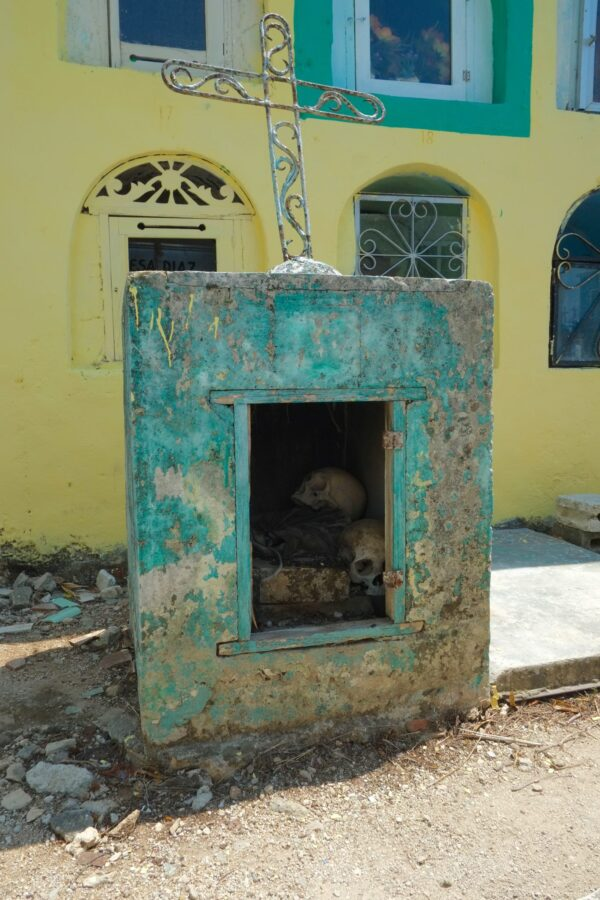 Totenköpfe Mexiko