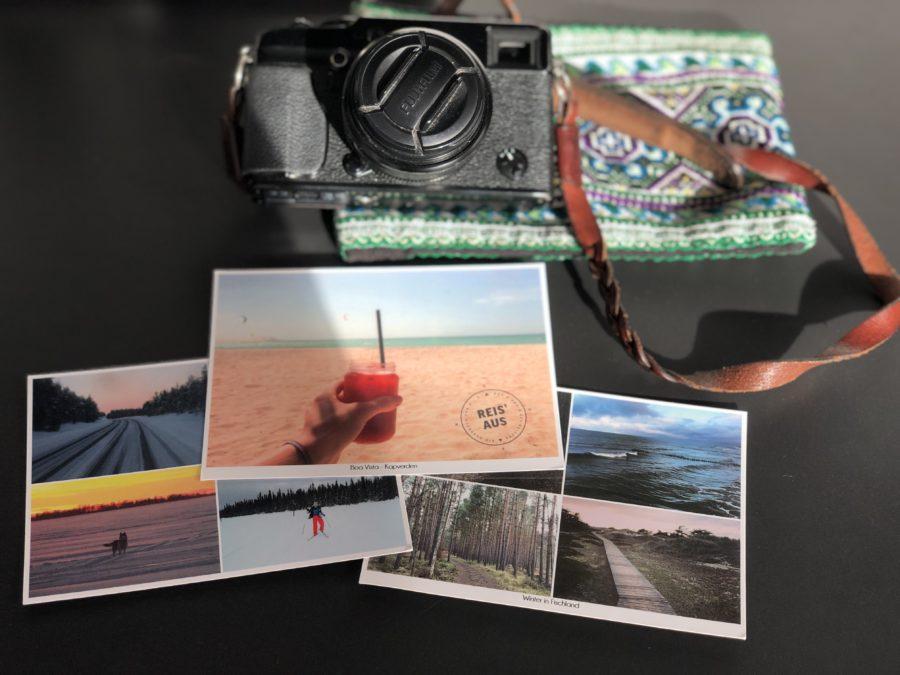 Postkarten App Handyfotos