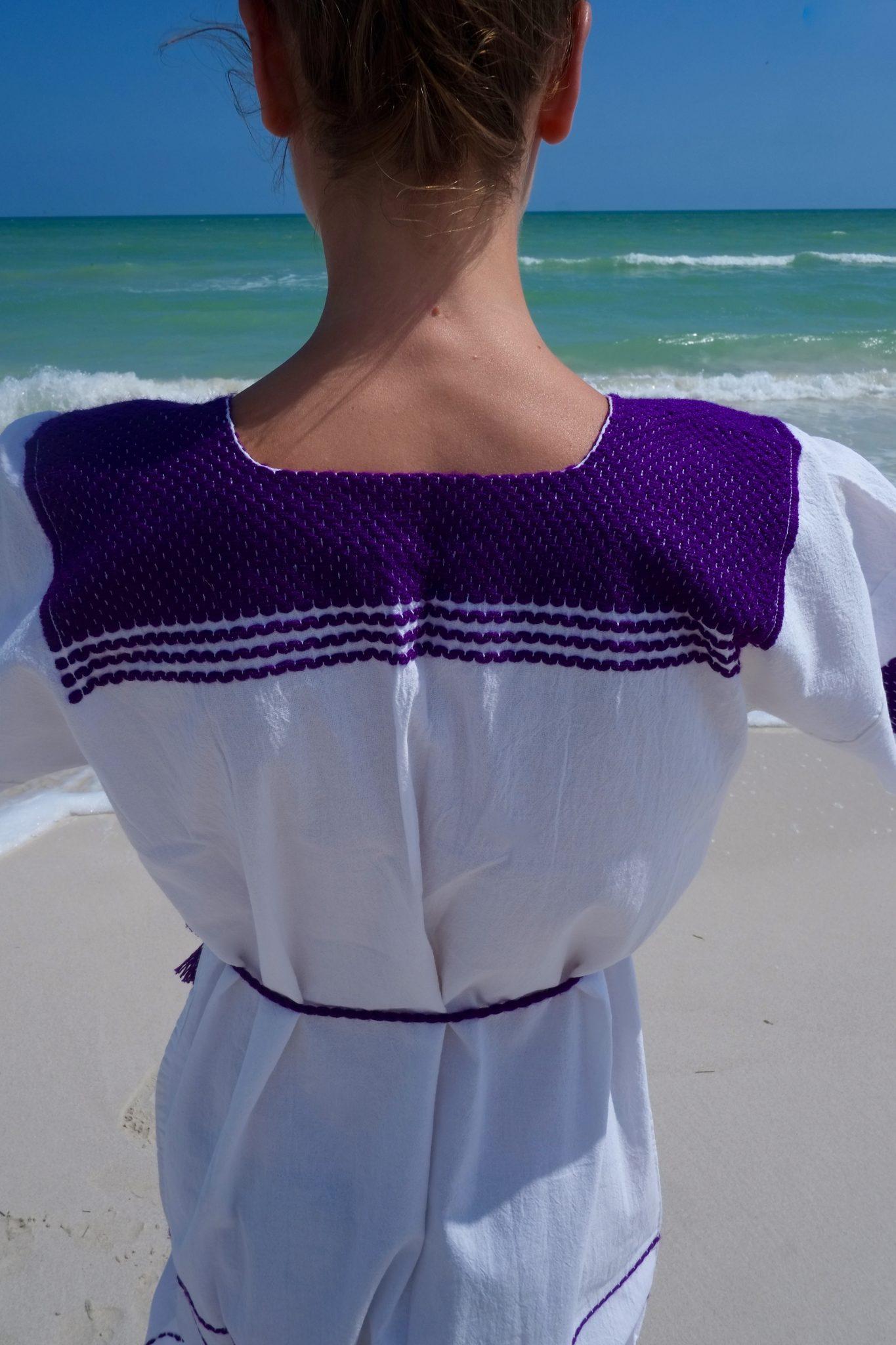 Mexikanisches Sommerkleid