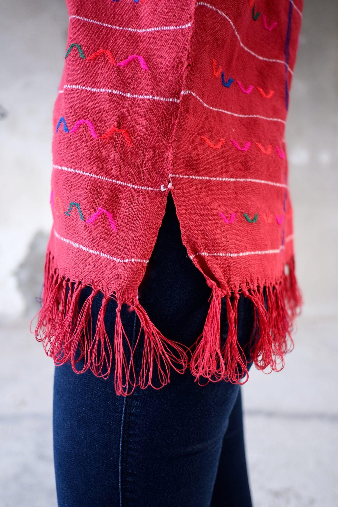 Oaxaca Mexiko Kleidung