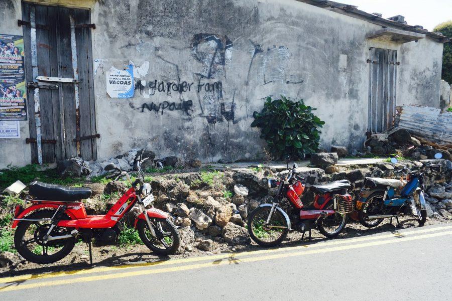 Mopeds Mauritius Goodland