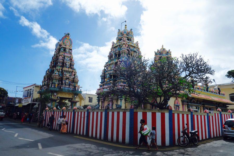 Hindu Tempel Goodlands Mauritius