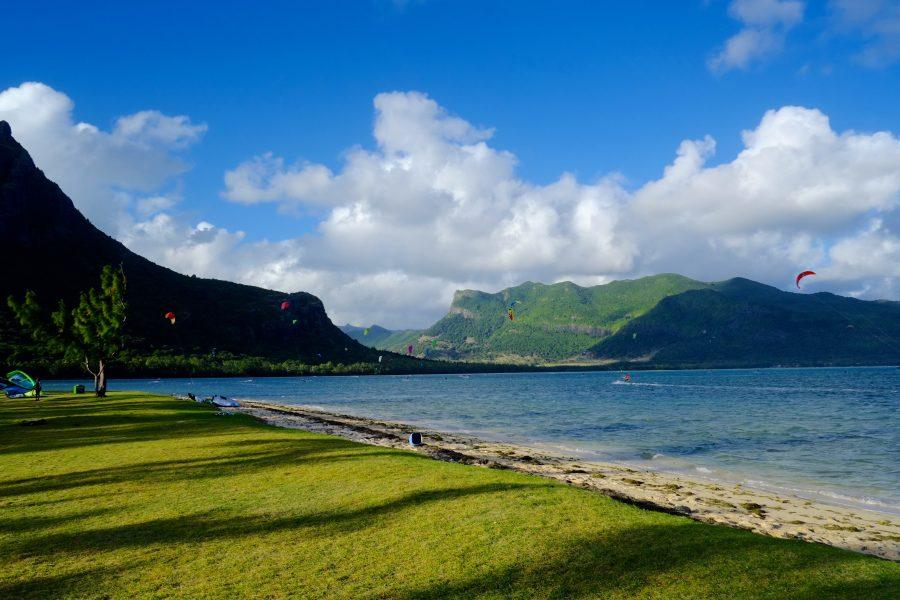 Kitesurfen Mauritius Le Morne