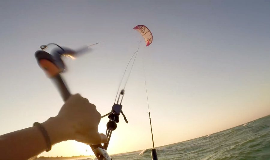 Work and Kite in Mexico