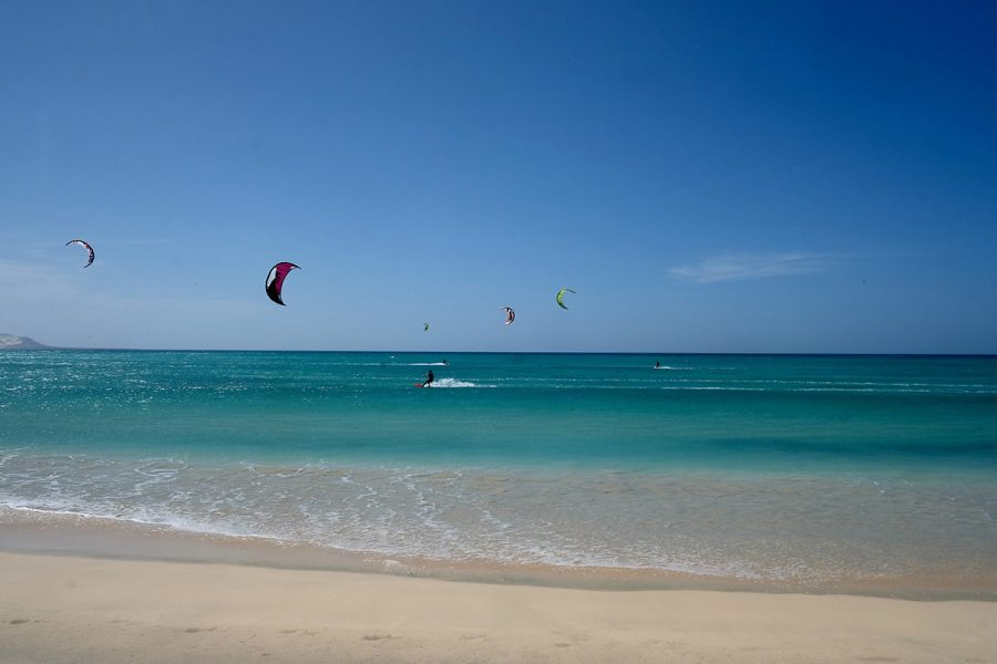 Kite Kriol Boa Vista Kap Verde Kiten