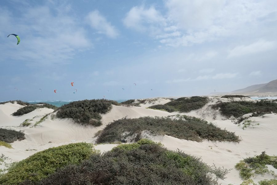 Ponta Antonia Kite Spots Boa Vista Kapverden