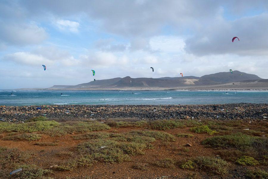 Ponta Antonia Kitesurfen Boa Vista Kitespots