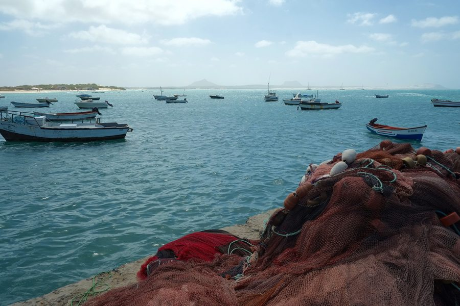 Hafen Sal Rei Boa Vista
