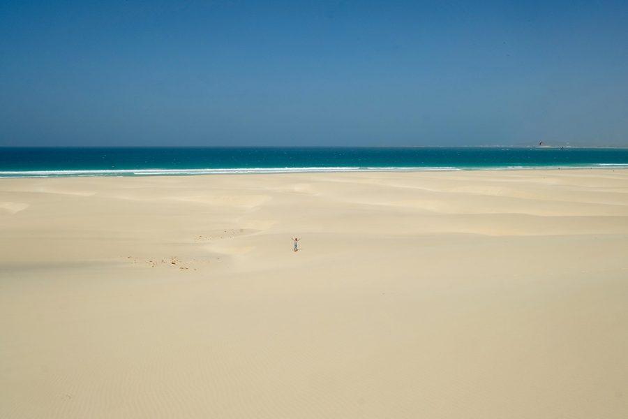 Düne Boa Vista Kap Verden