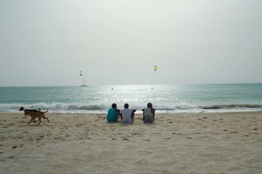 Estoril Beach Boa Vista Kitesurfen